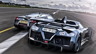 Gumpert apollo noble m600 cars racing Wallpaper