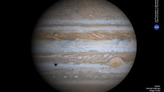 Jupiter outer space science fiction wallpaper