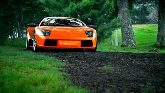 Lamborghini murcielago automobiles cars vehicles wheels wallpaper