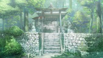Monobeno game cg scenic Wallpaper