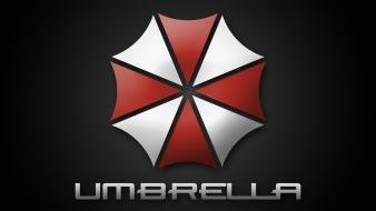 Resident evil umbrella corp digital art video games Wallpaper
