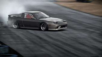 Shift 2 unleashed nissan 240sx cars games wallpaper