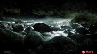 Smashing magazine dark forests landscapes rivers wallpaper