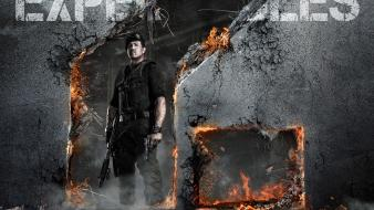 Sylvester stallone the expendables movies wallpaper