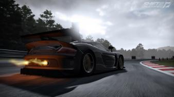 Unleashed porsche carrera gt cars games pc wallpaper