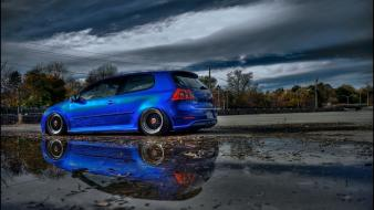 Volkswagen golf gti r32 automobiles cars transportation vehicles wallpaper