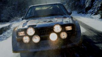 4x4 audi quattro german cars cliffs wallpaper