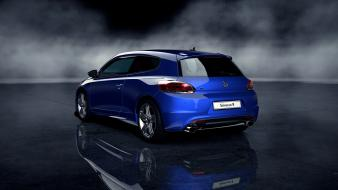 5 playstation 3 volkswagen scirocco cars vehicles Wallpaper