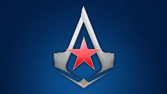 Assassins creed russian emblem the fall russians Wallpaper