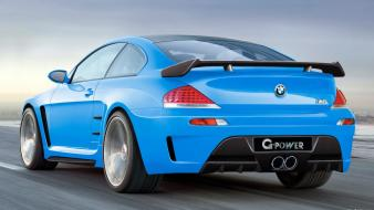 Bmw m6 g power cars Wallpaper