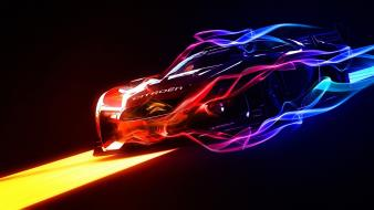 By gran turismo 5 playstation 3 cars wallpaper