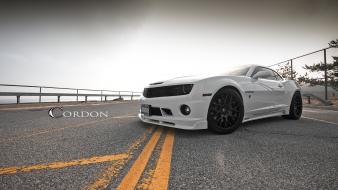 Chevrolet camaro ss cars roads wallpaper