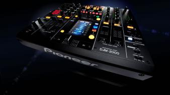 Djm 2000 pioneer instruments music party wallpaper