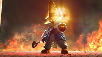 Final fantasy ix vivi final ix animation games wallpaper