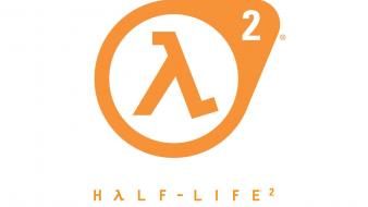 Halflife 2 valve corporation lambda logos wallpaper