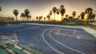 Hdr photography basketball wallpaper