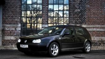 Hdr photography norway volkswagen golf iv cars wallpaper