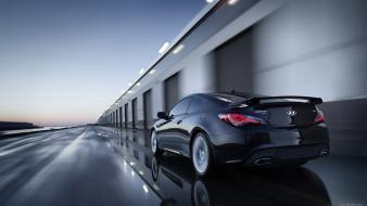 Hyundai genesis coupe cars wallpaper