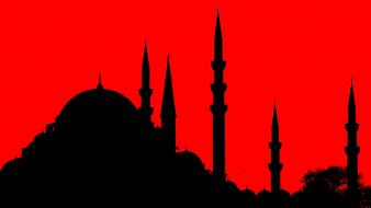 Istanbul turkey artwork Wallpaper