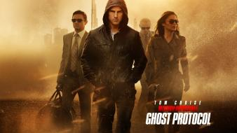 Jeremy renner mission impossible 4 tom cruise movies wallpaper