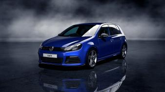 Playstation 3 volkswagen golf r cars vehicles wallpaper