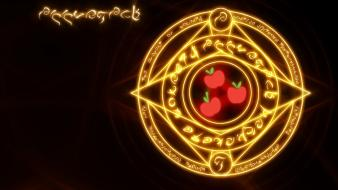 Pony pony friendship is magic celtic runes wallpaper