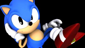 Sonic angry wallpaper