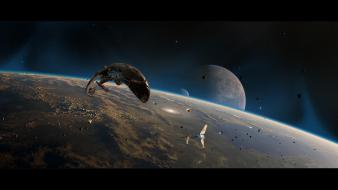 Star wars amarr artwork planets space wallpaper