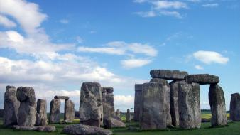 Stonehenge architecture wallpaper