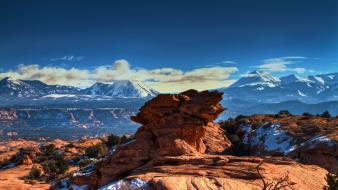 Usa utah moab mountains wallpaper