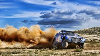 Volkswagen rally cars Wallpaper