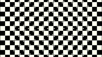 Wtf checkered optical illusions Wallpaper