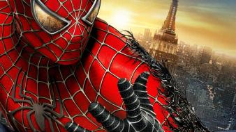 3d spiderman fantasy art movies wallpaper