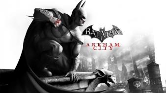 Arkham city batman posters video games Wallpaper