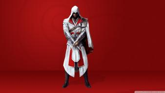 Brotherhood ezio auditore da firenze video games wallpaper