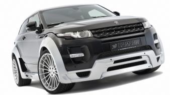 Hamann range rover evoque cars front wallpaper
