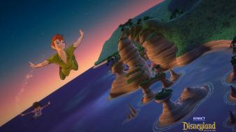 Kinect disneyland adventures peter pan wallpaper