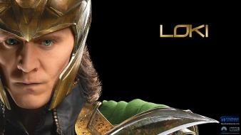 Loki the avengers movie tom hiddleston faces wallpaper