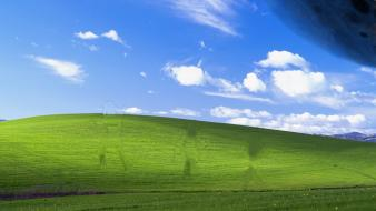 Microsoft windows xp operating systems predators Wallpaper