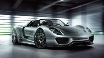 2011 Porsche 918 Spyder wallpaper