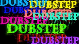 Abstract dubstep wallpaper