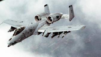 Aircraft a-10 thunderbolt ii usaf wallpaper