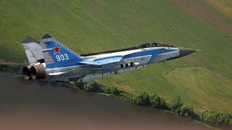 Aircraft mig-25 foxbat russian air force Wallpaper