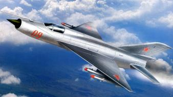 Aircraft sukhoi su-17 wallpaper