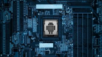 Android cpu wallpaper