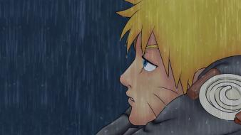 Boys uzumaki naruto sadness fan art whiskers wallpaper
