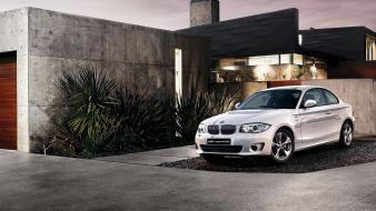 Cars bmw 1-series coupe wallpaper