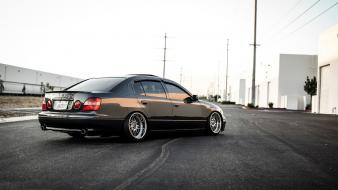 Cars lexus gs300 jdm toyota aristo wallpaper