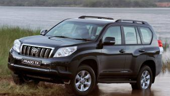 Cars toyota prado wallpaper