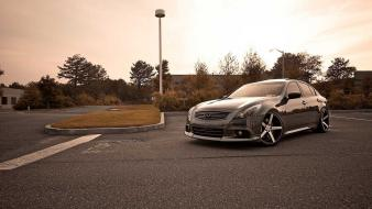 Cars vehicles infiniti g37 wallpaper